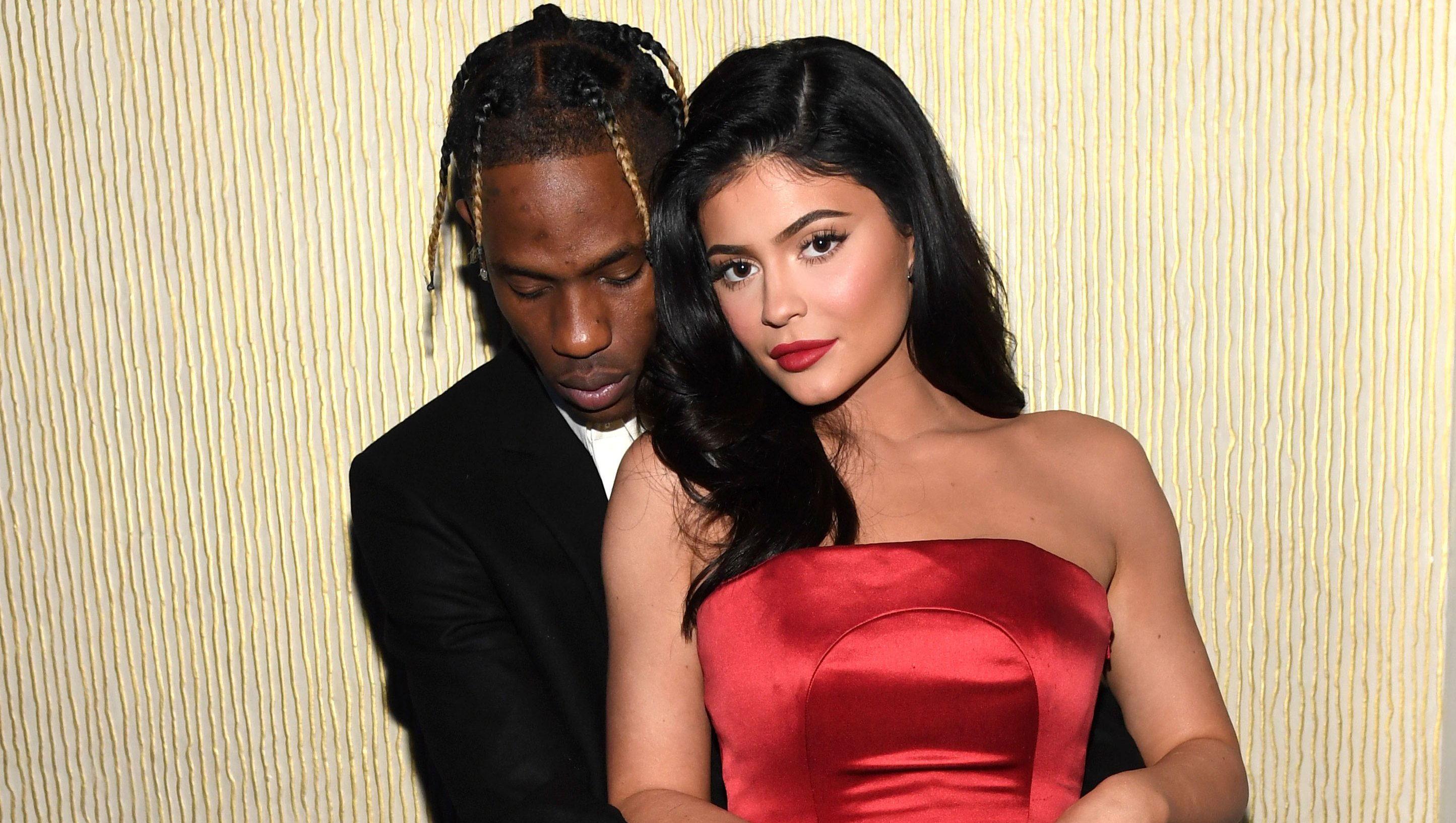Travis Scott Shouts Out to 'Wifey' Kylie Jenner Amid Cheating Allegations