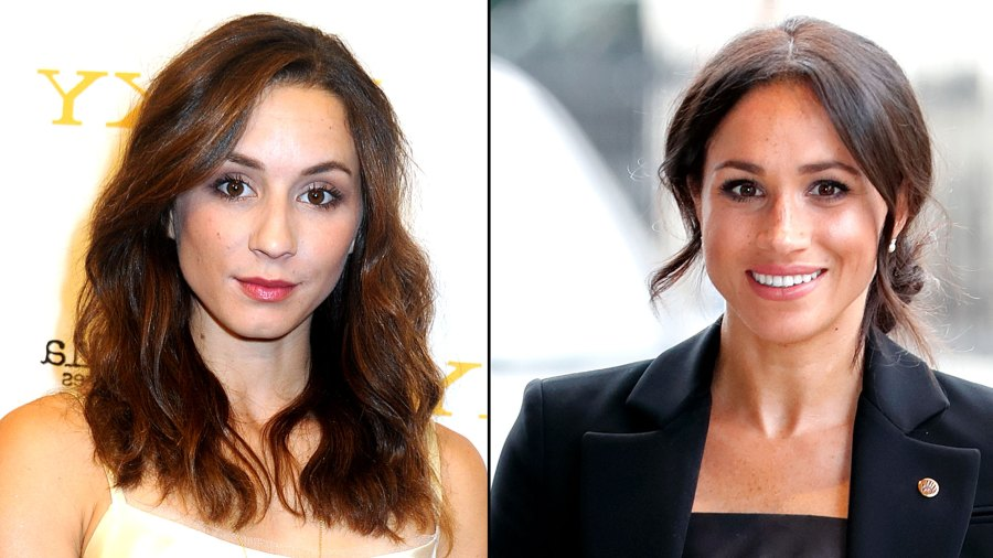 Troian Bellisario Reveals Why She Didn't Send Meghan Markle a Baby Shower Gift