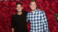 Wells Adams Leaves Suggestive Comment on Colton Underwood's Cuddly Post