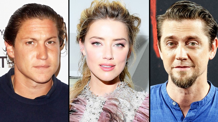 Amber Heard Is Dating Director Andy Muschietti Following Vito Schnabel Split
