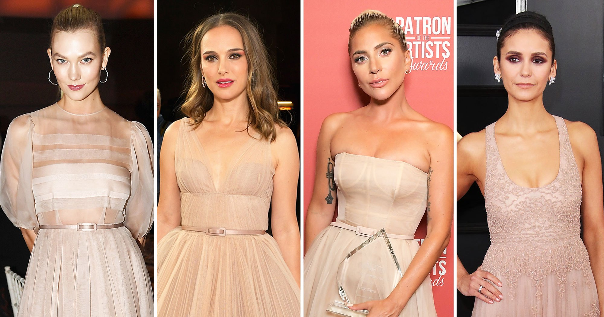 Blushing Beauties! Celebs Love Dior's Ethereal Gowns on the Red Carpet