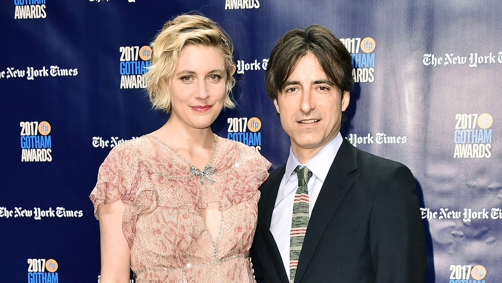Greta Gerwig Noah Baumbach Welcome First Child