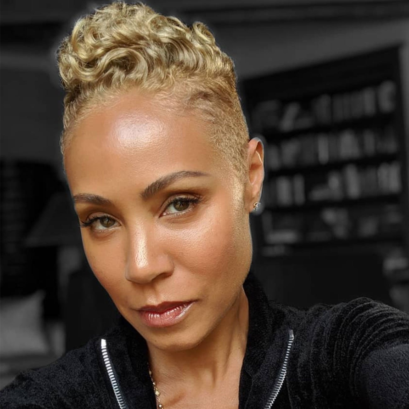 Jada Pinkett Smith Joins Team Blonde, Plus Other Celeb Hair Changes