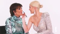 Kylie Jenner Gives Her Mom Kris a 'Kylie Lip' In the Cutest Makeup Tutorial Ever