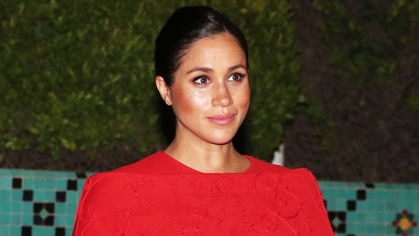 Meghan Markle Royal Tour hair article post
