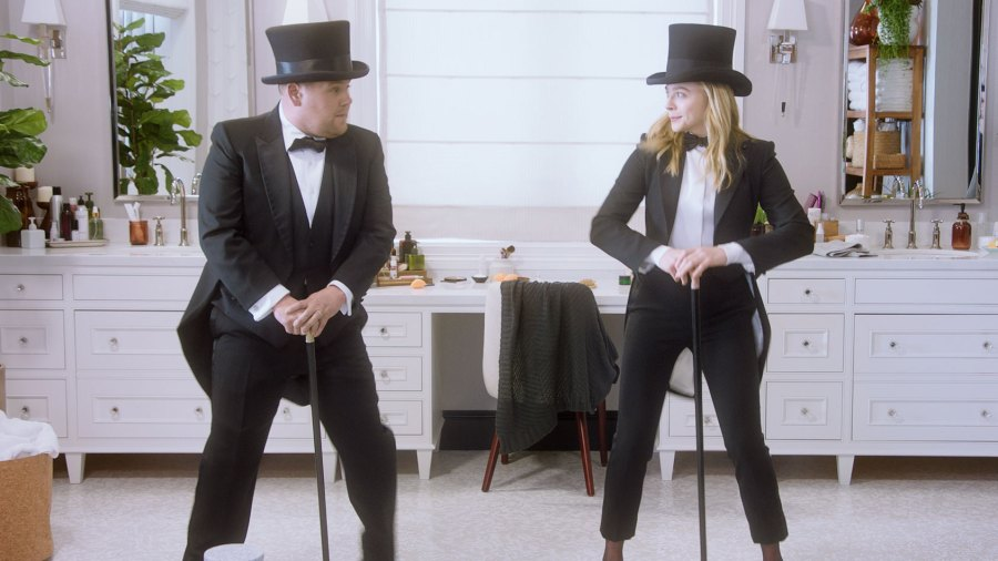 James Corden and Chloe Grace Moretz Star In a Hilarious Video for SK-II Bare Skin Chat Web Series