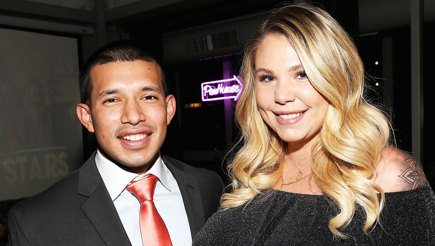 teen mom stars Coparenting Javi Marroquin and Kailyn Lowry