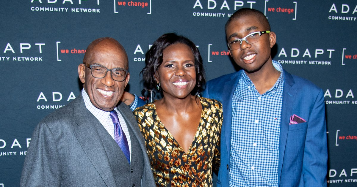 Al Roker on Raising Son With Special Needs: 'I Admire Him'