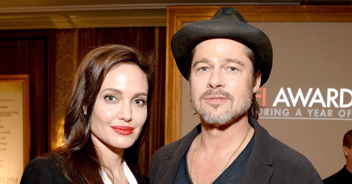 Angelina Jolie Drops Brad Pitt's Last Name as Divorce