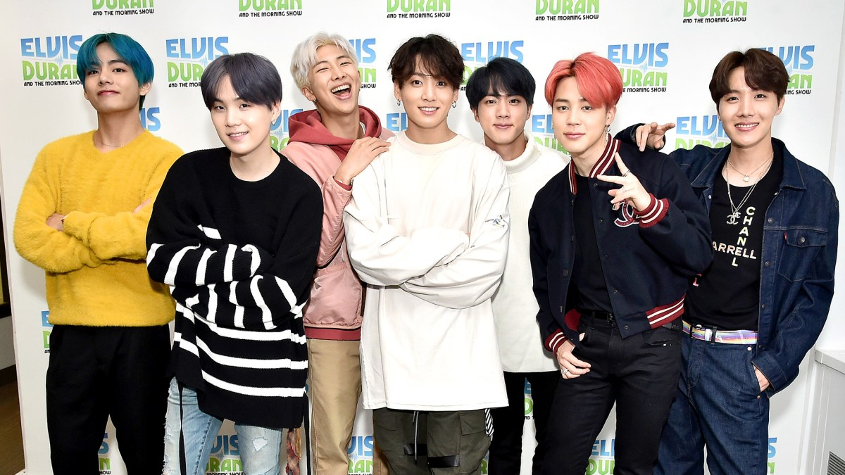 BTS Reveal What They Love About New York City