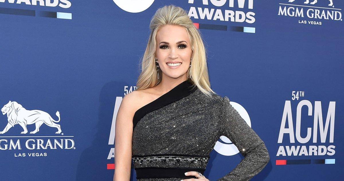 Carrie Underwood Pumps Breast Milk Before ACM Awards 2019