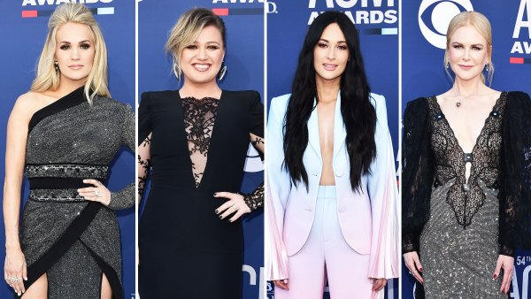 Carrie Underwood, Kelly Clarkson, Kacey Musgraves and Nicole KidmanThe Best Looks From the Country Music Awards Red Carpet
