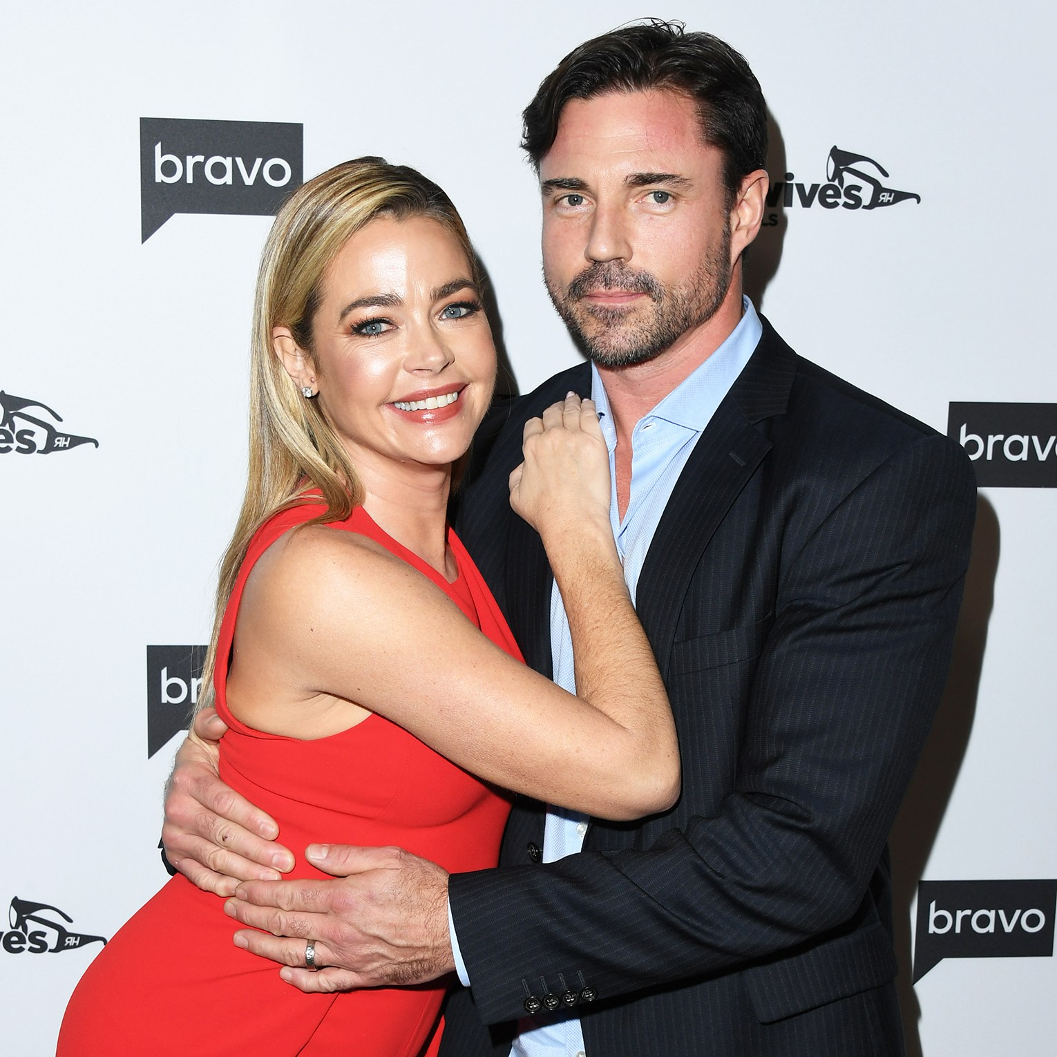 Denise Richards Steamy Photo Aaron Phypers Bed Penis