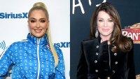 Erika Jayne: 'The Tone Changes' When Lisa Vanderpump Isn't Around on 'Real Housewives of Beverly Hills'