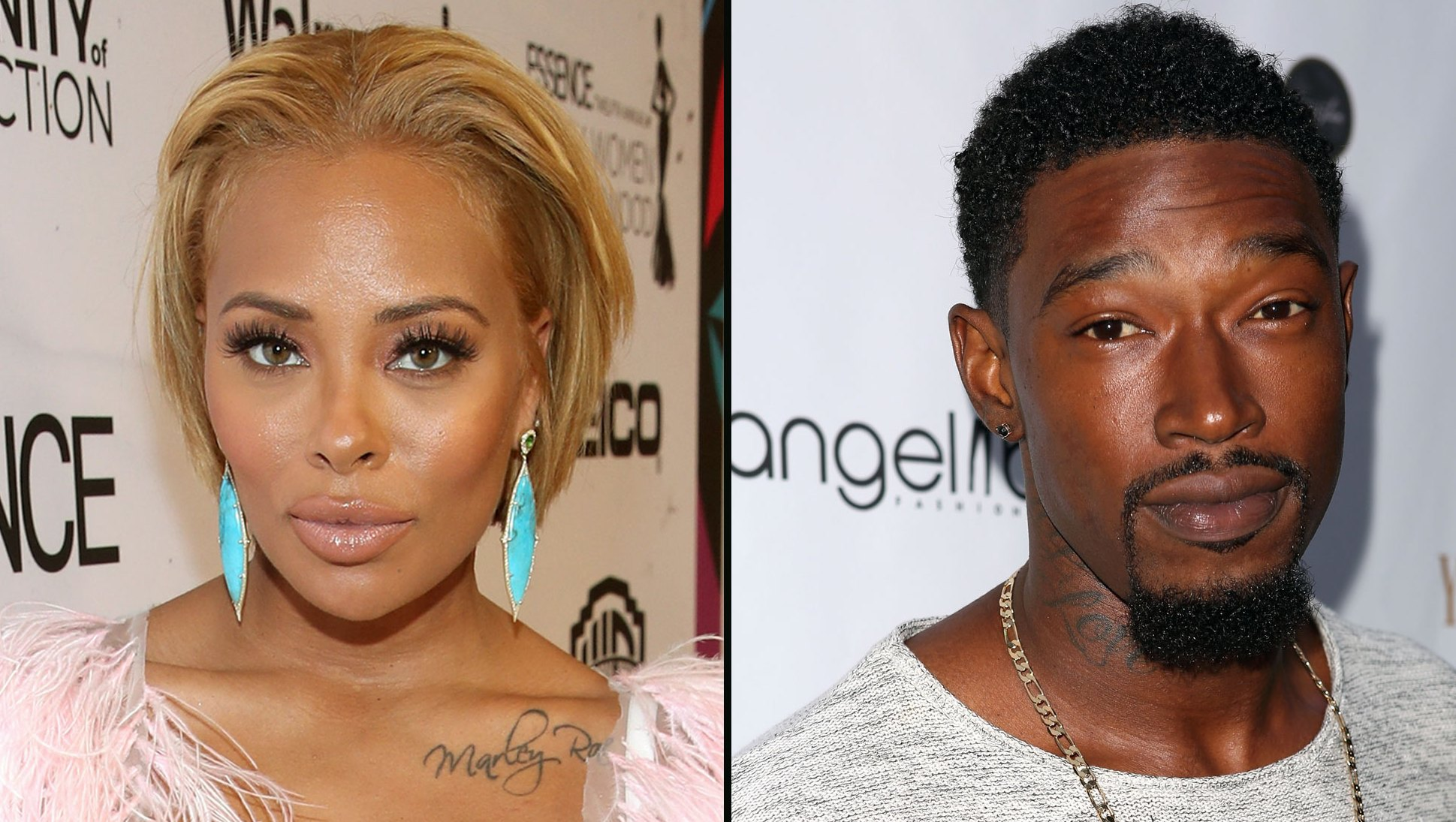 'RHOA' Star Eva Marcille's Allegedly Abusive Ex Kevin McCall Arrested for Domestic Violence