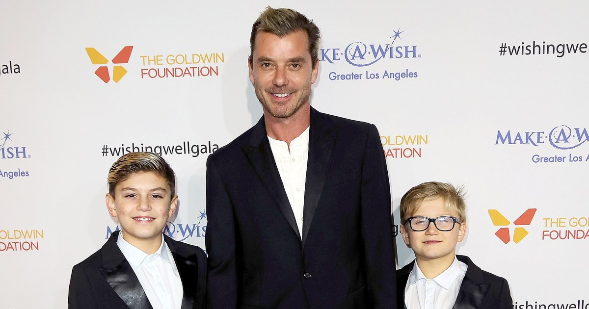 Gavin Rossdale: My Sons' Humor Makes Me the 'Proudest Person in the World'