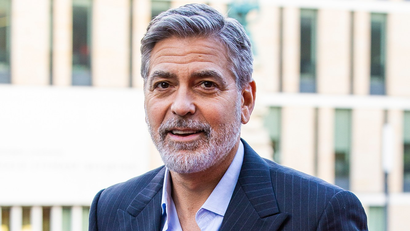 George Clooney Cocktail Birthday