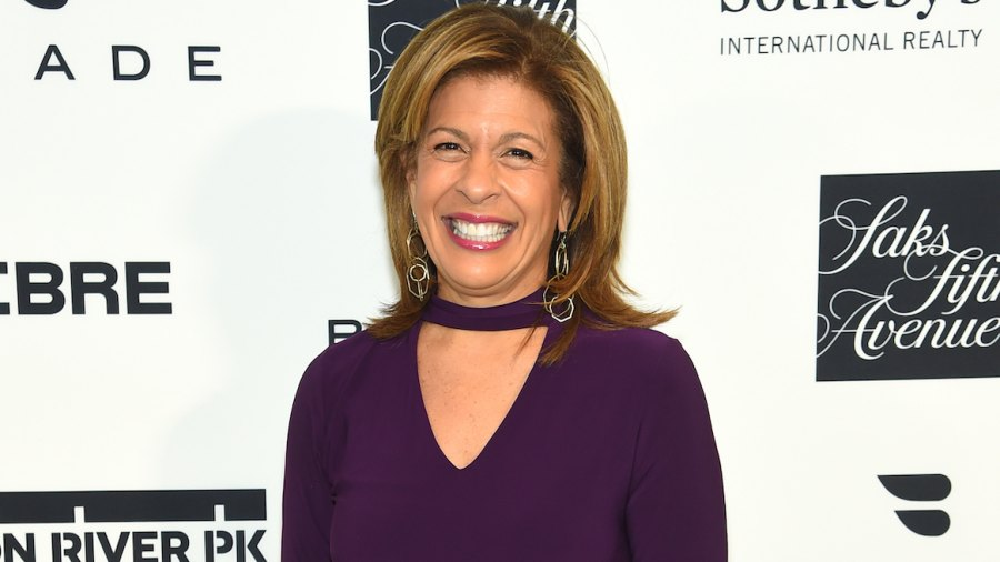 Hoda Kotb Shares First Family Photo With New Daughter Hope