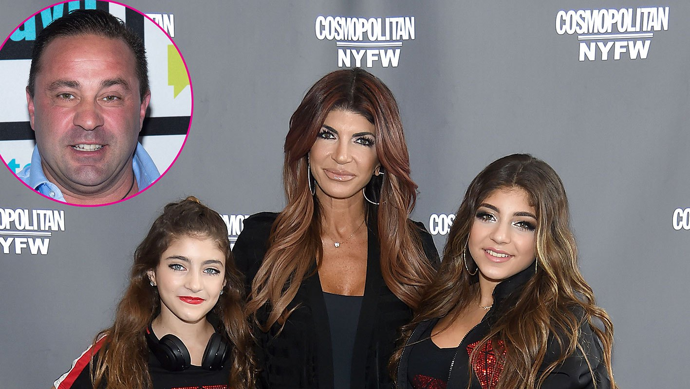 Teresa Giudice and Her Daughters Have Not Seen Joe Giudice Since His Prison Release Because of 'Inhumane' Restrictions