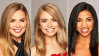 Hannah Brown, Demi Burnett and Katie Morton Bachelorette