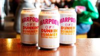 Bottoms Up! Harpoon Brewery, Dunkin' To Release Summer Coffee Pale Ale
