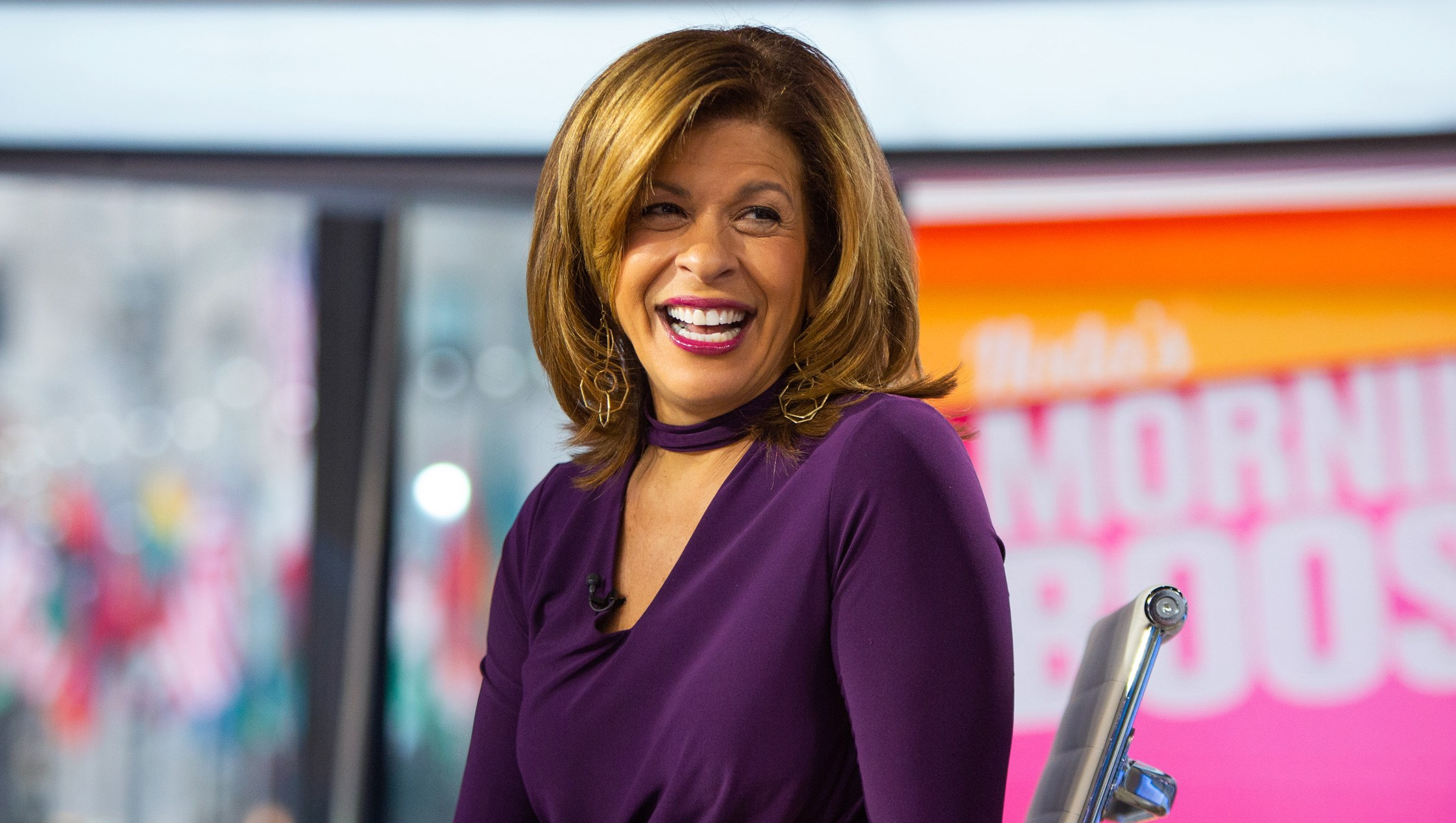 Hoda Kotb Introduces Second Daughter Hope to Friends and Family