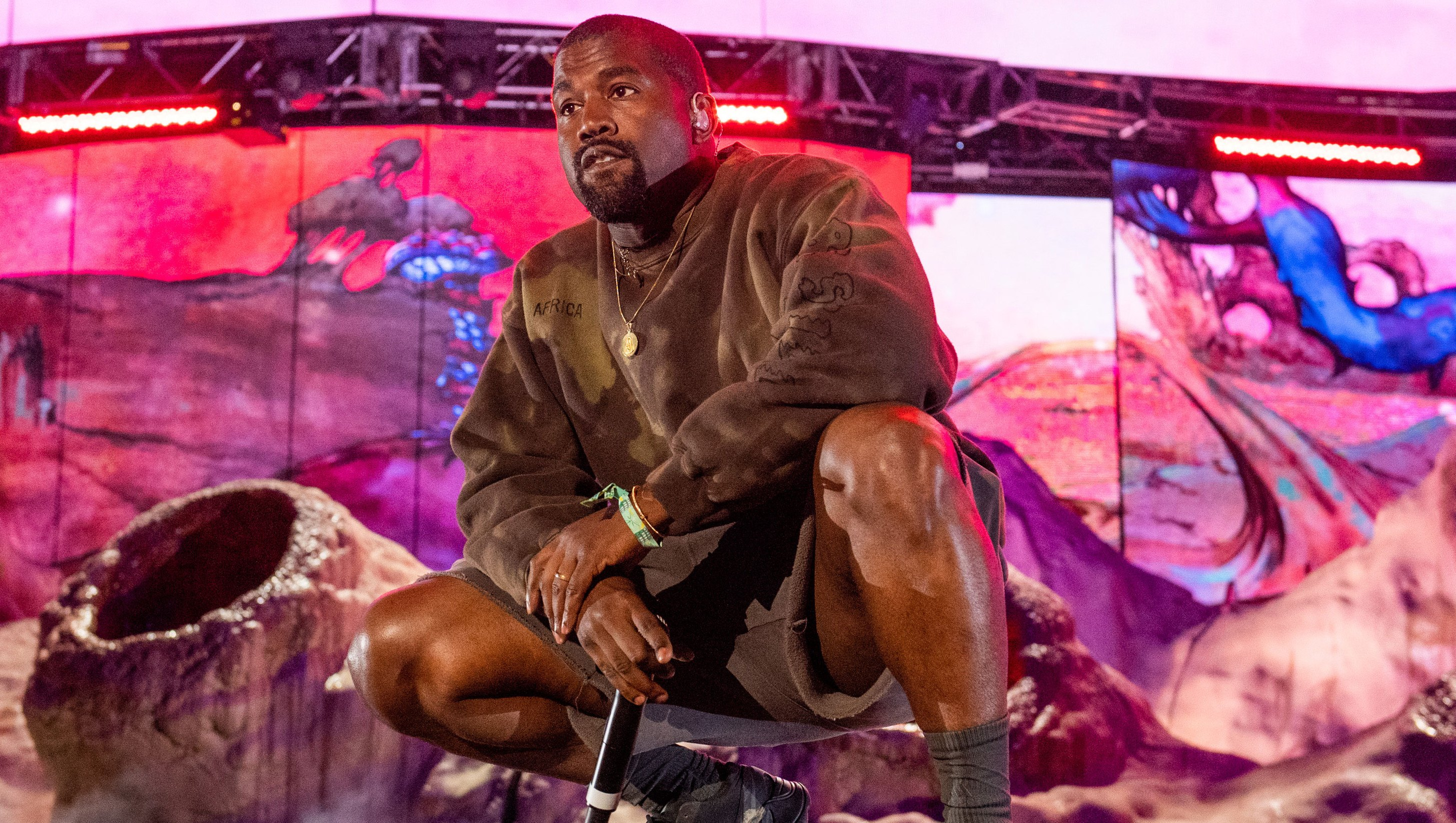 Livestream Kanye West Coachella Sunday Service