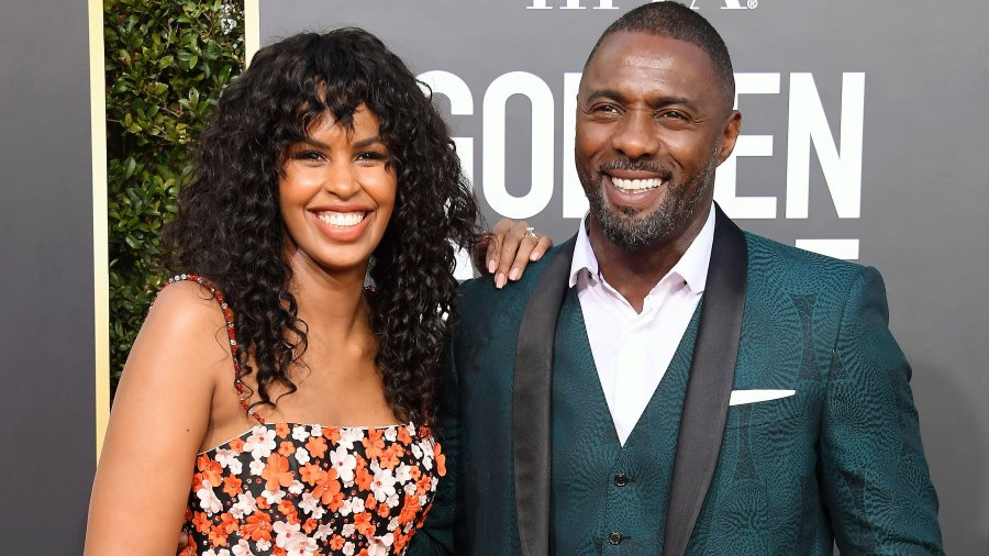 Idris Elba Marries Fiancee Sabrina Dhowre in Morocco Golden Globe Awards 2019