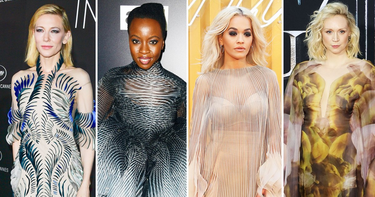 Iris van Herpen's Couture Gowns Are Works of Art: See the Best Celeb Looks