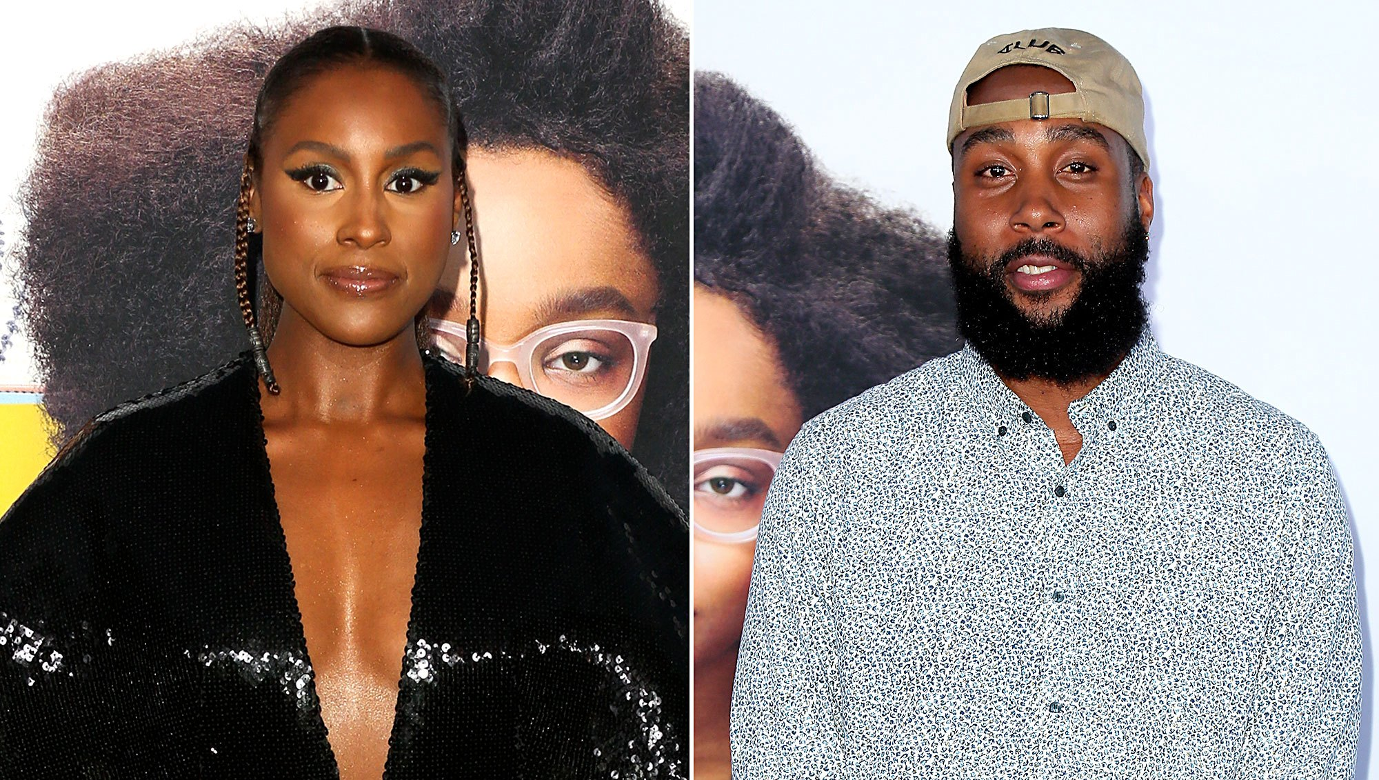 Issa Rae's Brother Lamine Diop Dishes on Her 'Low-Key' Engagement