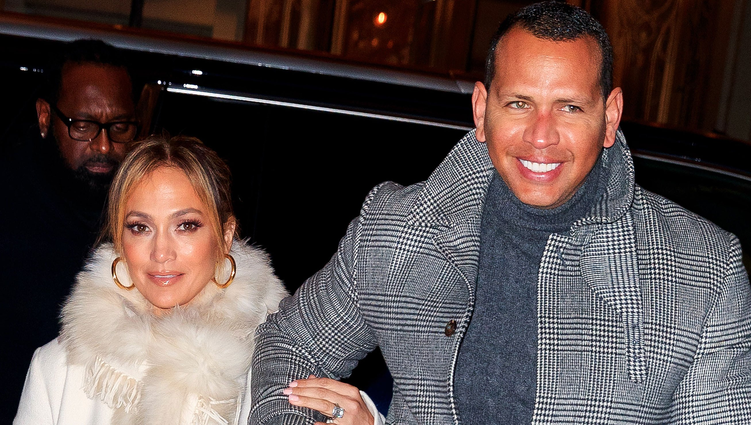 Jennifer Lopez Alex Rodriguez Daughter Duet on 'Livin on a Prayer