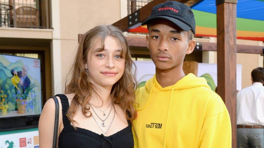 Did Jaden Smith and Odessa Adlon Split?