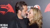 Jeffrey Dean Morgan and Hilarie Burton Love