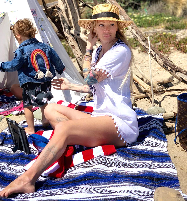 Jenna Jameson pipes