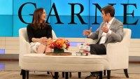 Dr. Oz and Jennifer Garner