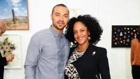 Jesse Williams Wife 200000 Divorce Fees Trial