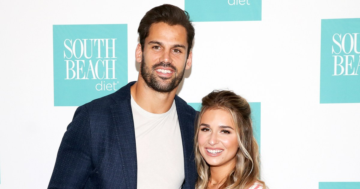 Jessie James Decker Gushes Over Husband Eric on Their 8th Anniversary