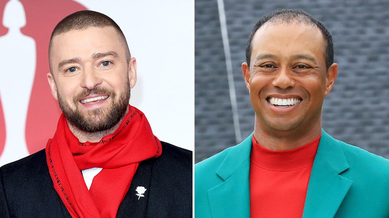 769b272965c Justin Timberlake  Tiger Woods and I Bonded Over  Being Fathers