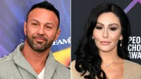 JWoww's Estranged Husband Roger Mathews Spends Day With Their Kids