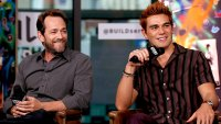 KJ Apa Opens Up About Luke Perry's Death Build Series Riverdale
