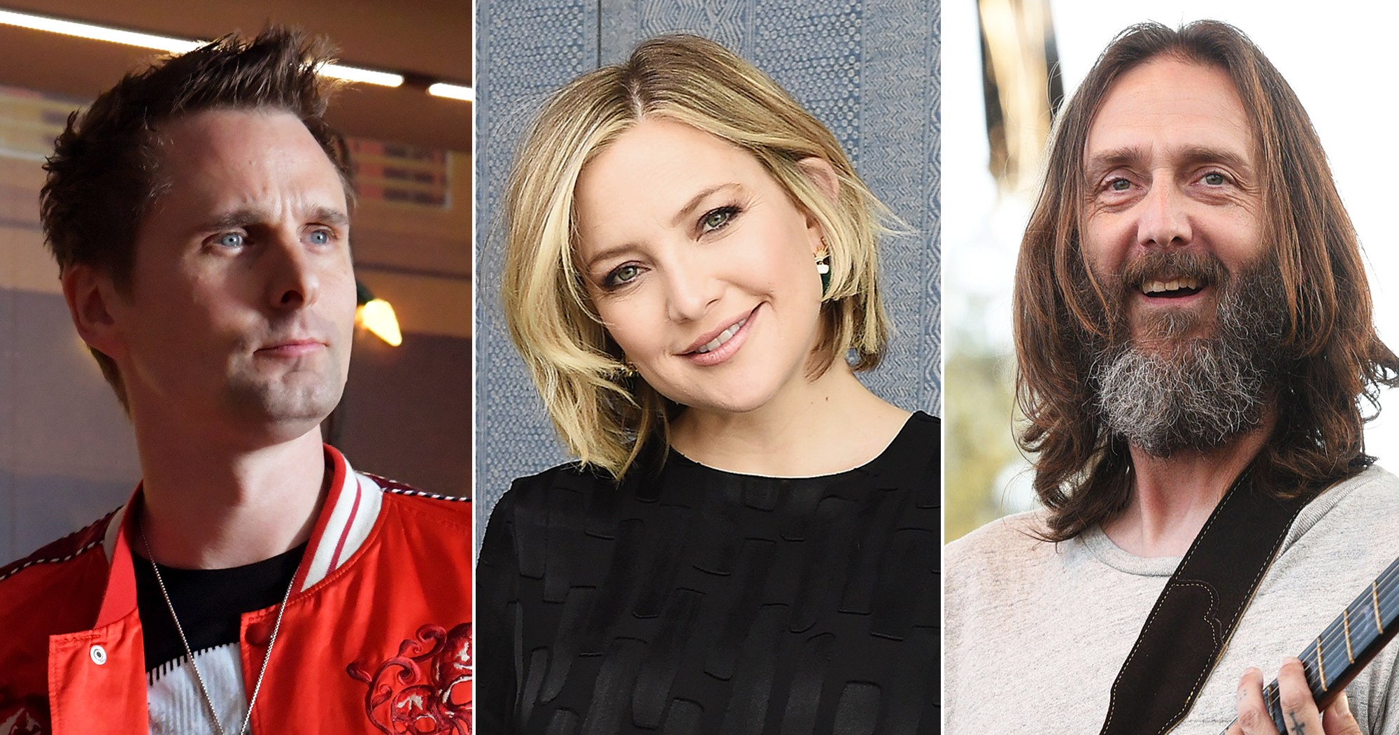Kate Hudson's Coparenting With Exes Matt Bellamy, Chris Robinson