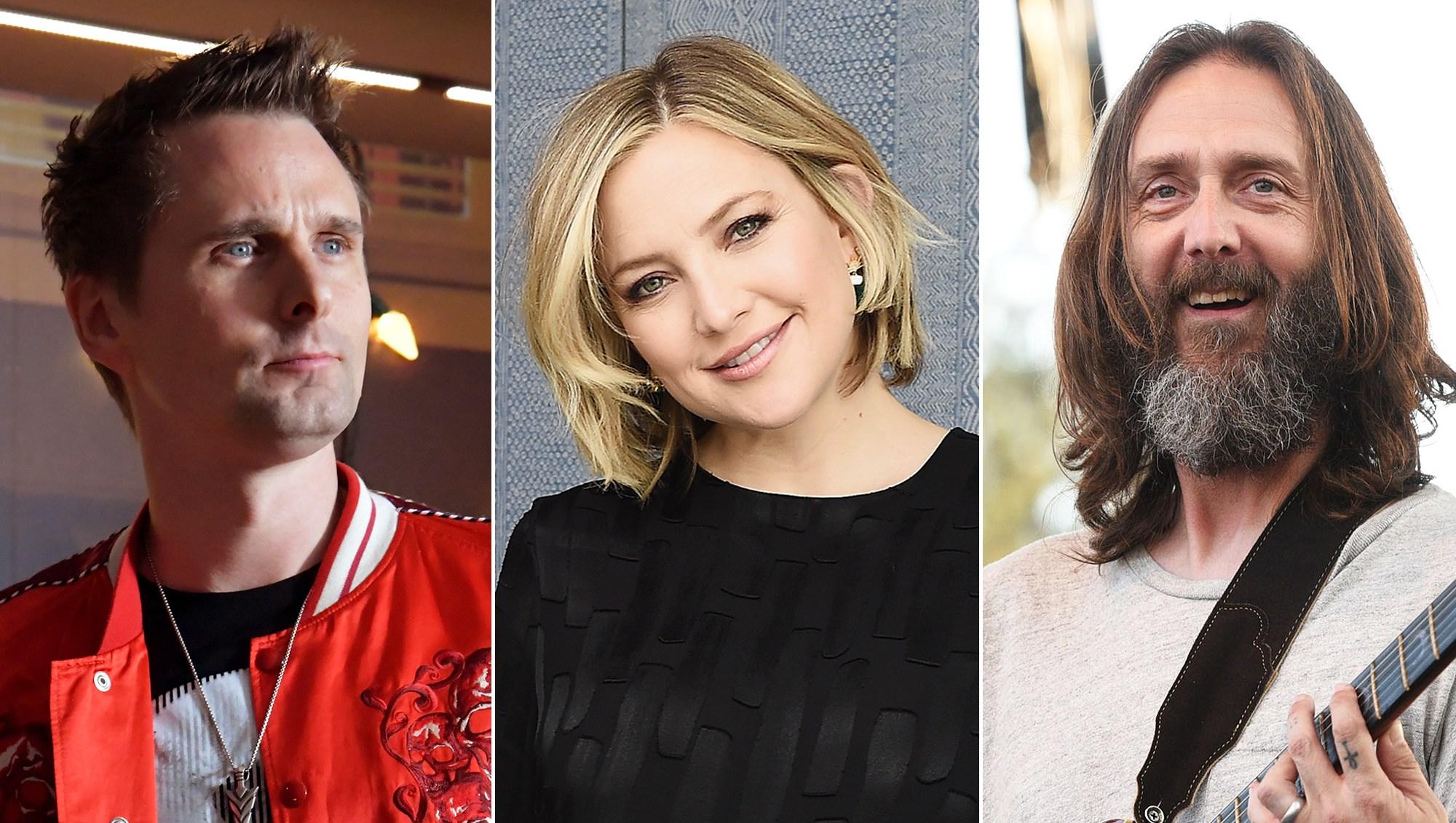 Kate Hudson Connects Exes Matt Bellamy Chris Robinson