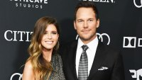 Katherine Schwarzenegger and Chris Pratt wedding shower