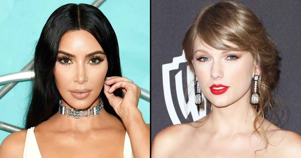 No Bad Blood? Kim Changes Perfume Release Date After Taylor Feud Rumors
