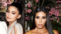 Kim Kardashian and Kylie Jenner KKW Fragrance Launc