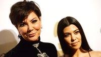 kris jenner kourtney kardashian birthday story