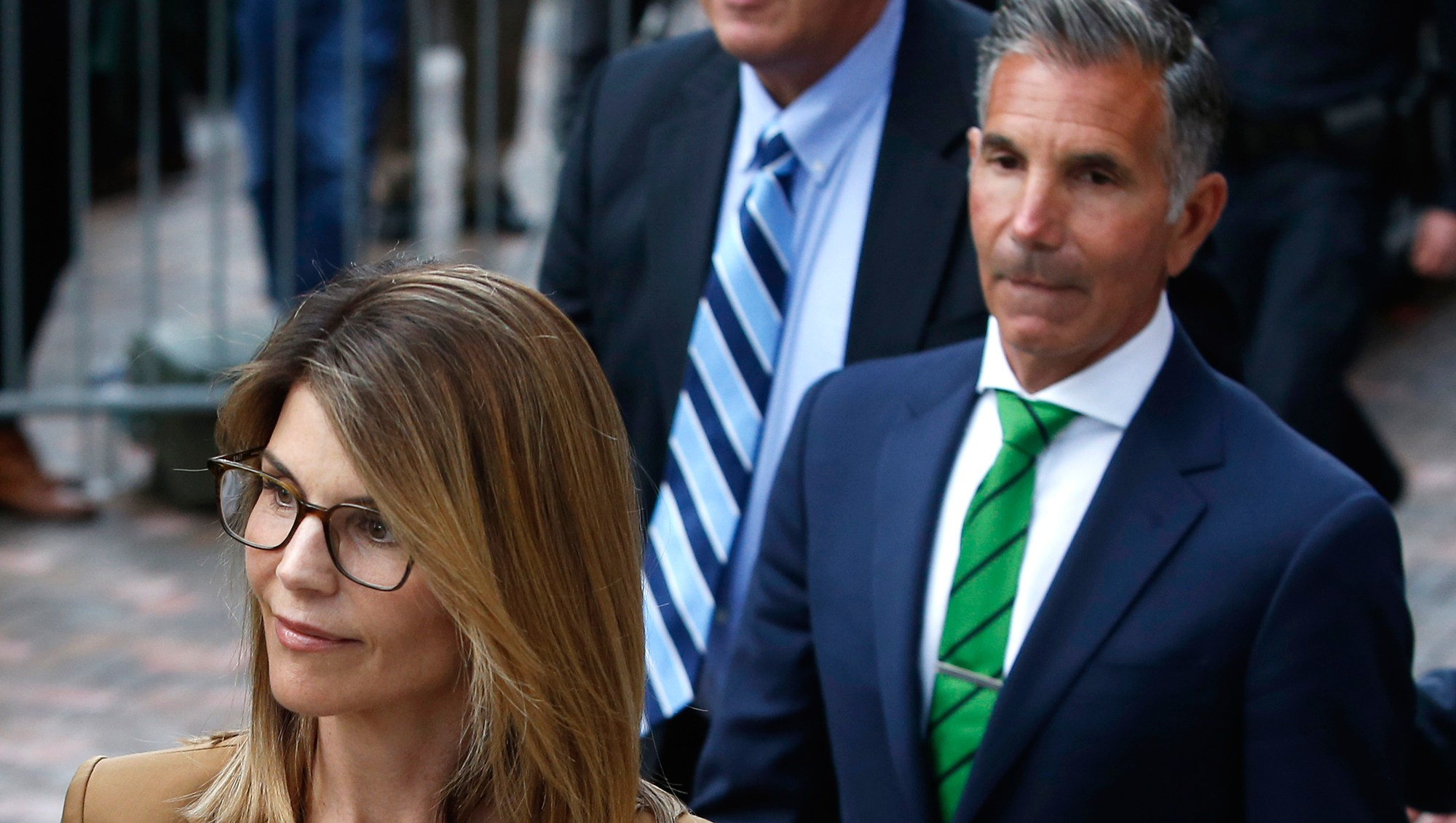 Lori Loughlin and Mossimo Giannulli Says They Did Nothing Wrong