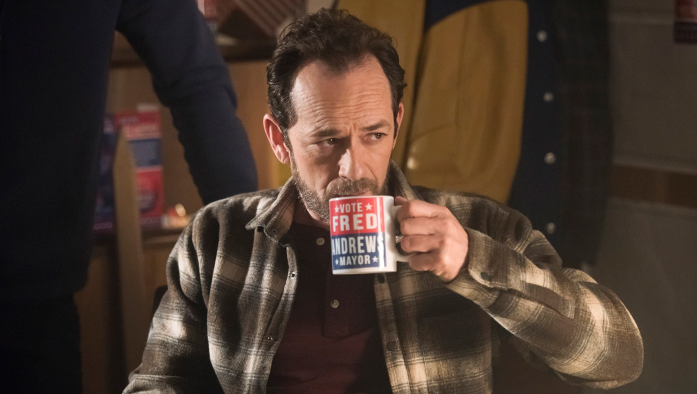 Luke Perry Makes Final 'Riverdale' Appearance