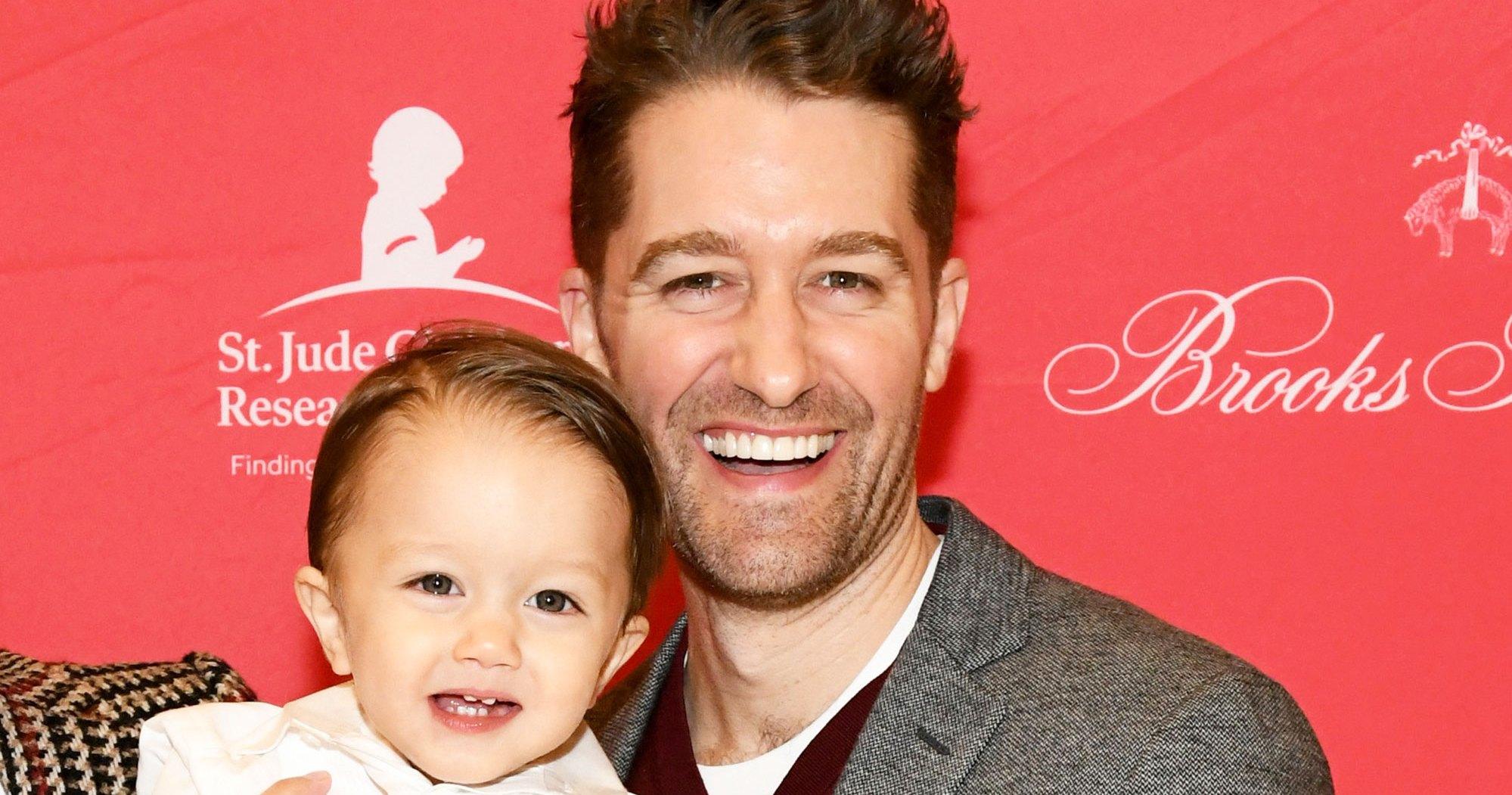 Matthew Morrison's Son Hasn't Seen Him in His 'Prime' on 'Glee'