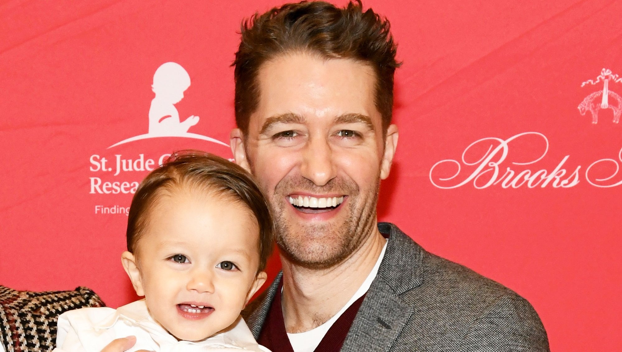 Matthew Morrison Reveals When He'll Let His Son Watch Him 'in His Prime' on 'Glee'